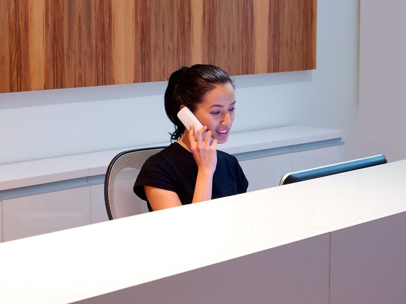 Terminais profissionais para hotelaria