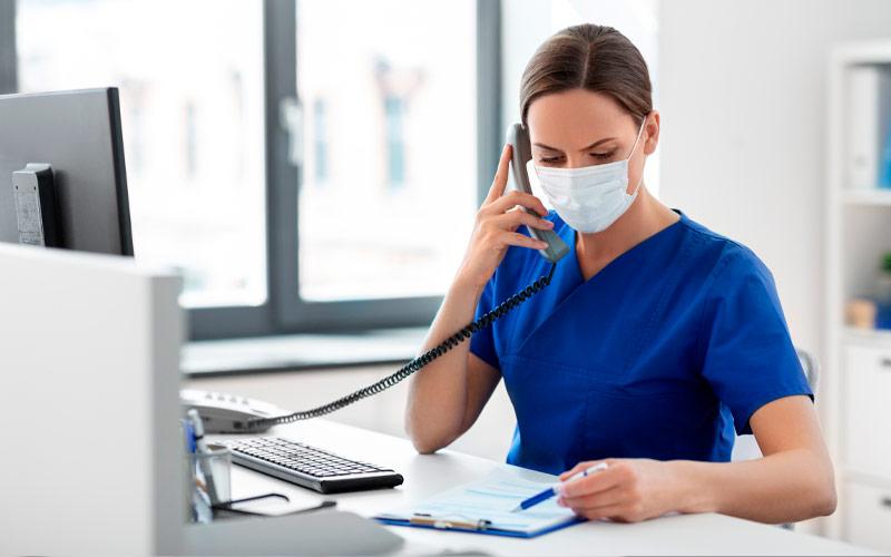 Terminais profissionais para o setor da saúde