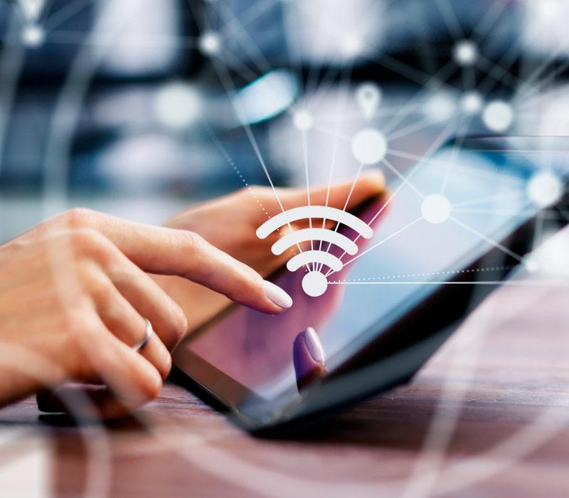 Para que serve um wifi site survey?